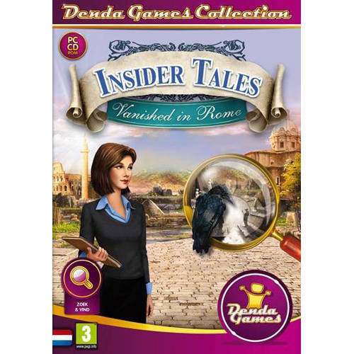Insider tales - Vanished in Rome (PC) kopen