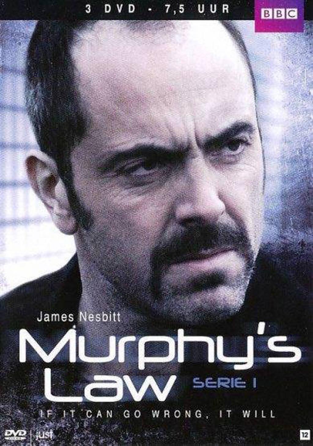 Murphy's law - Seizoen 1 (DVD)