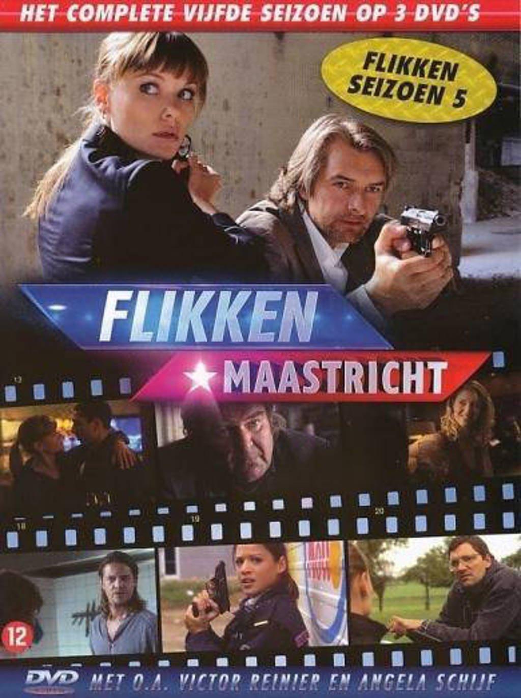 Flikken Maastricht - Seizoen 5 (DVD)