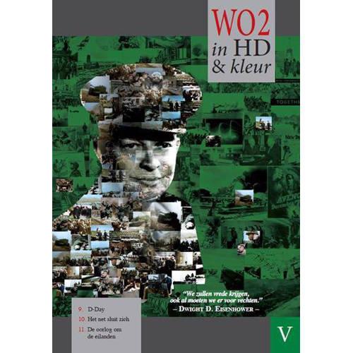Wereld oorlog 2 in HD & kleur 5 (DVD) kopen