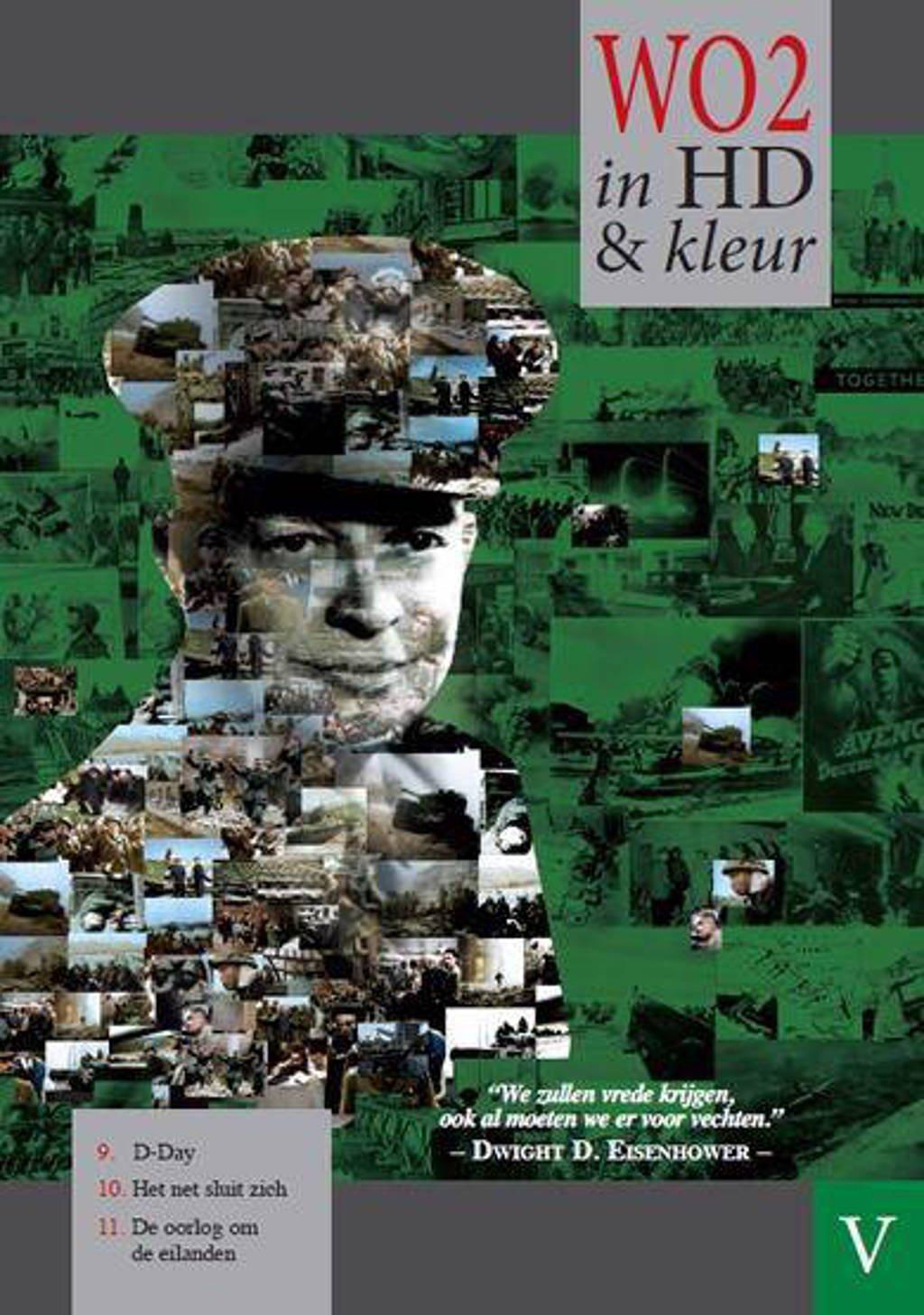 Wereld oorlog 2 in HD & kleur 5 (DVD)