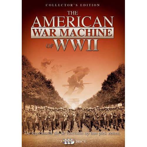 American war machines of WW2 (DVD) kopen