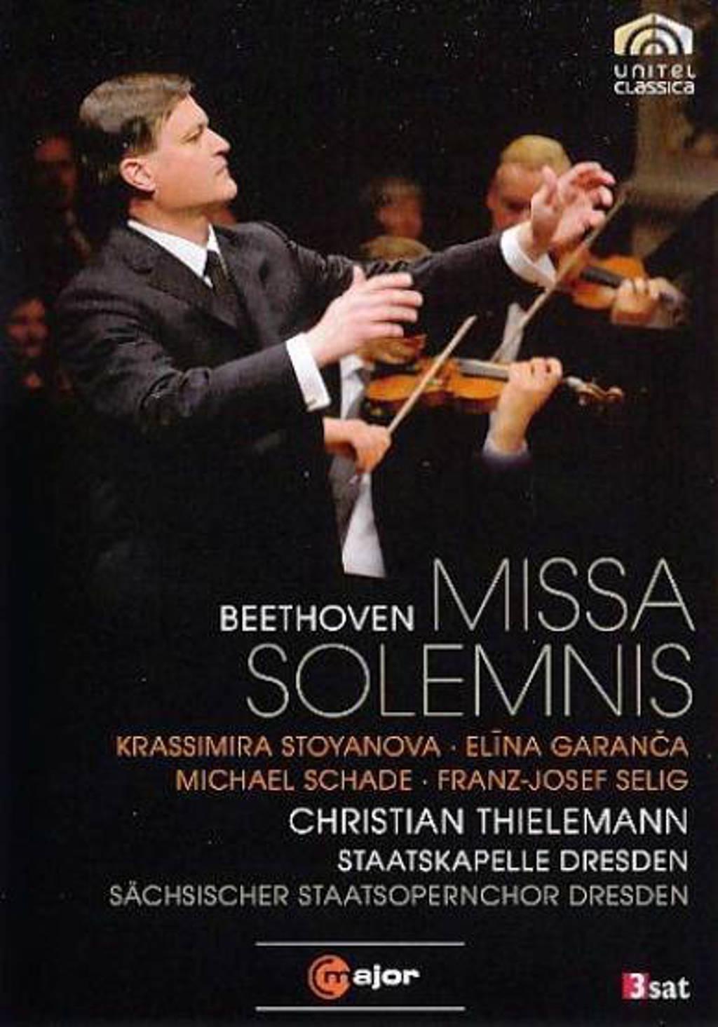 Garanca,Krassimira,Stoyanova,Schade - Thielemann Missa Solemnis Dresden (DVD)