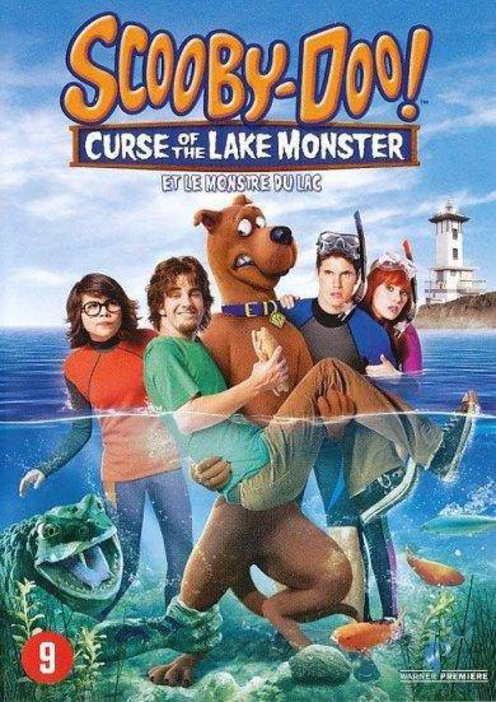 Scooby Doo - Curse of the lake monster (DVD)