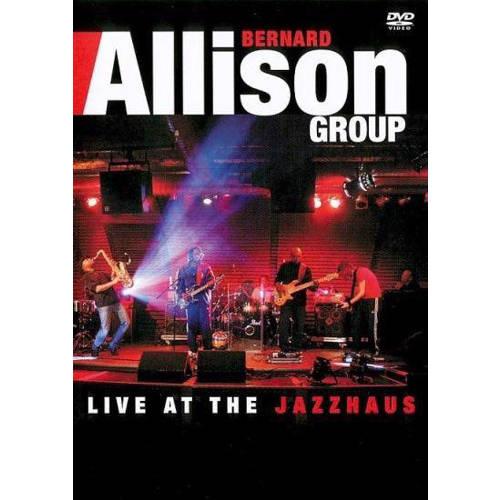 Bernard Allison Jr. - Live at the Jazzhaus (DVD) kopen