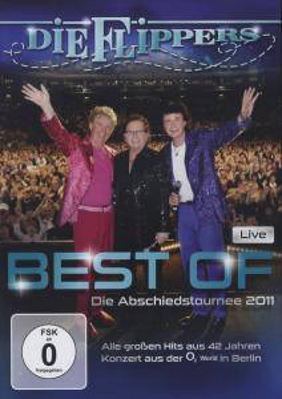 Die Flippers - Best Of Live (DVD)