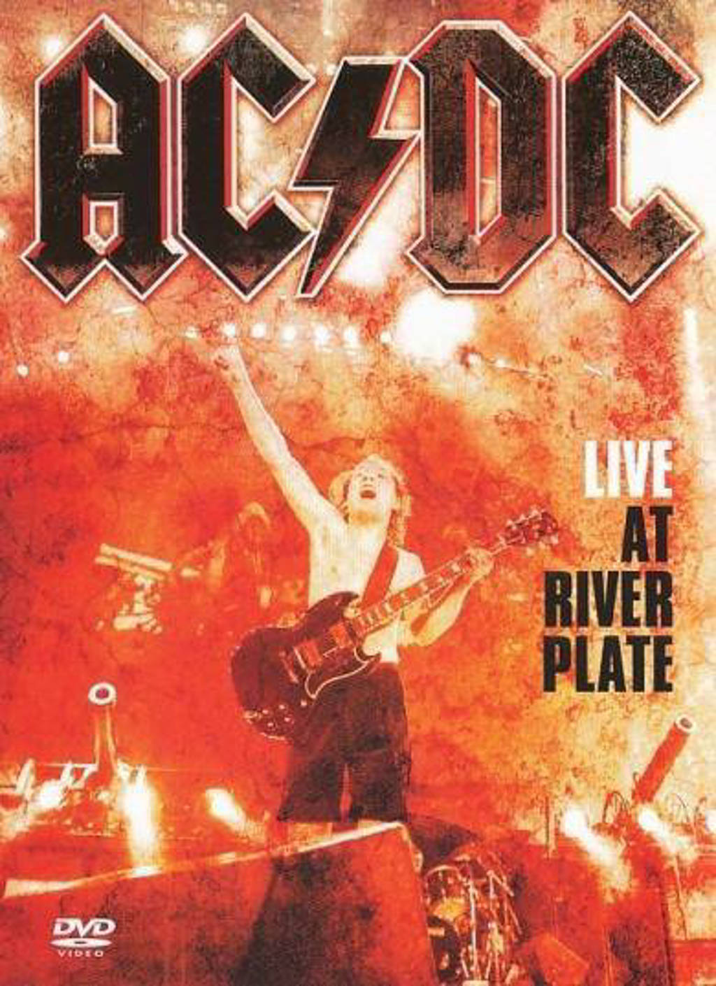Ac/Dc - Live At River Plate (DVD)