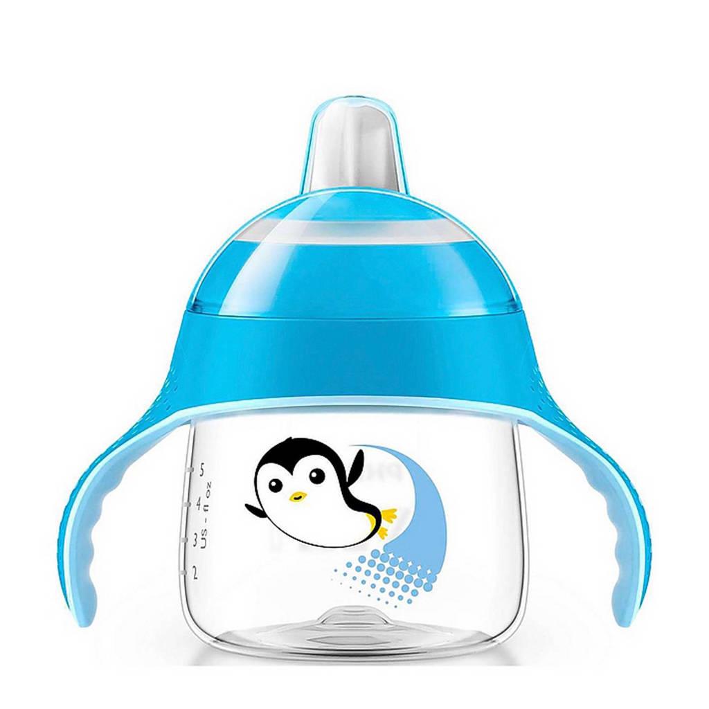 Philips AVENT SCF751/05 tuitbeker 200 ml blauw, Blauw