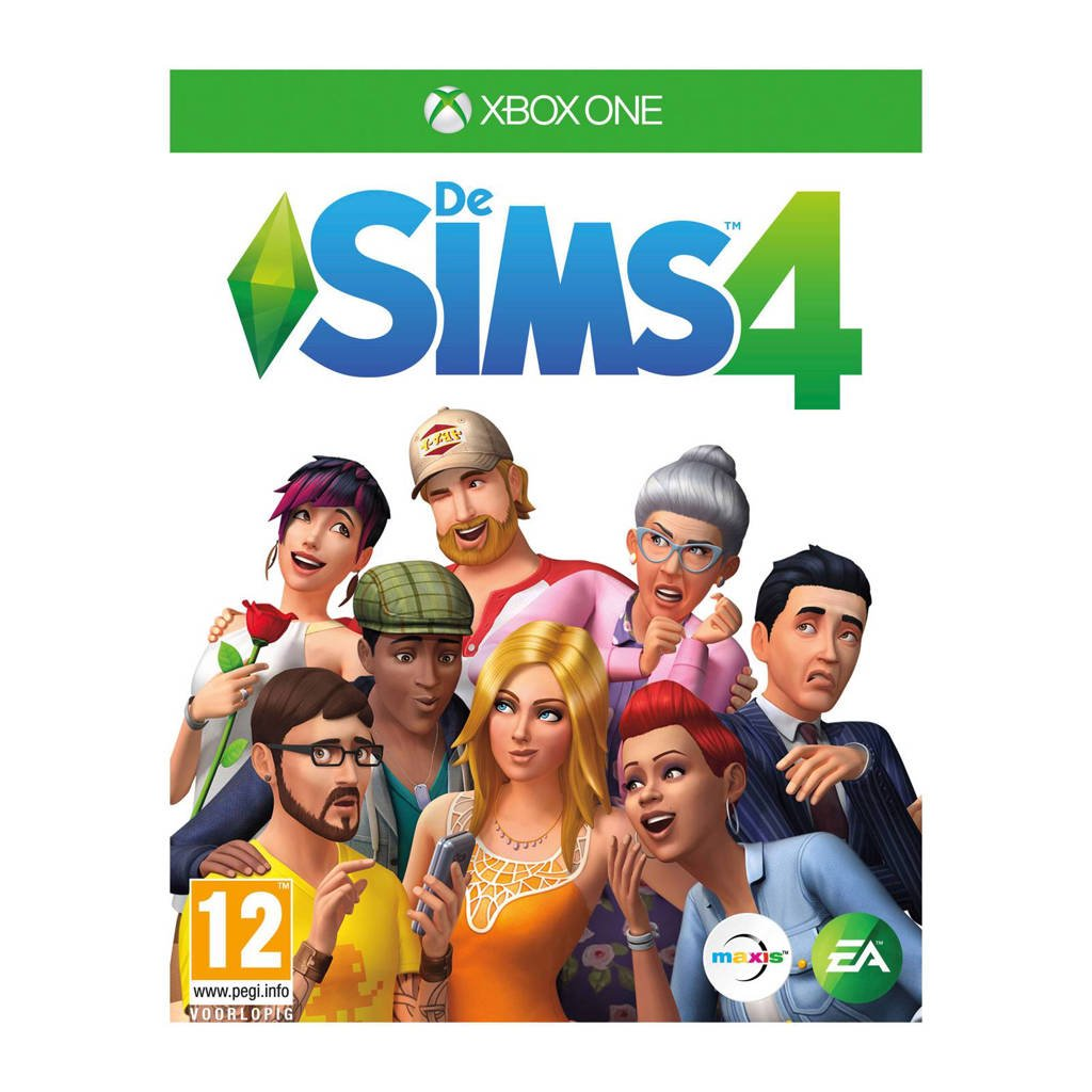 De Sims 4 (Xbox One), Microsoft X-Box One