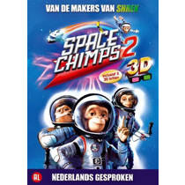 Space chimps 2 (DVD)