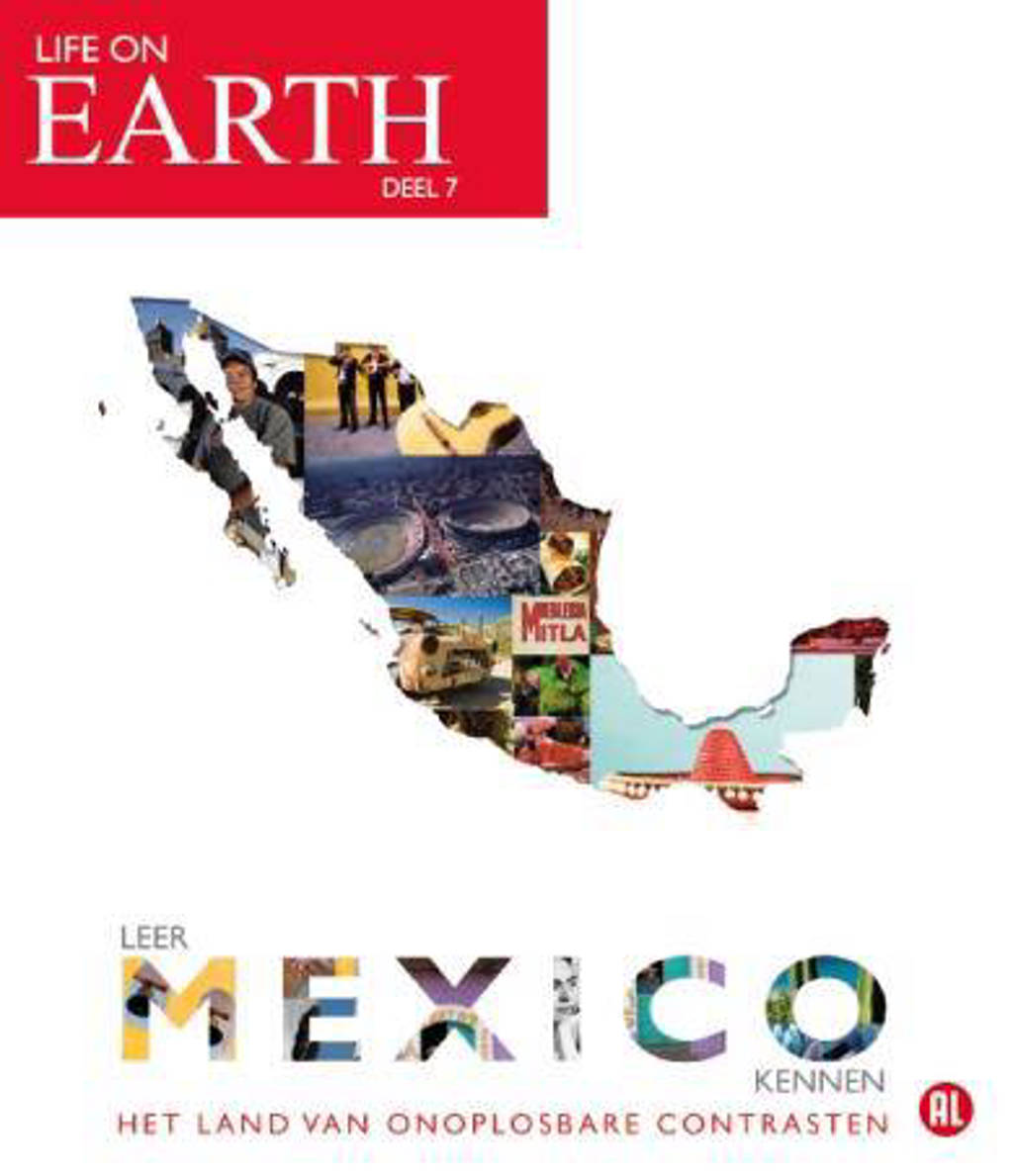 Life on earth - Mexico (Blu-ray)