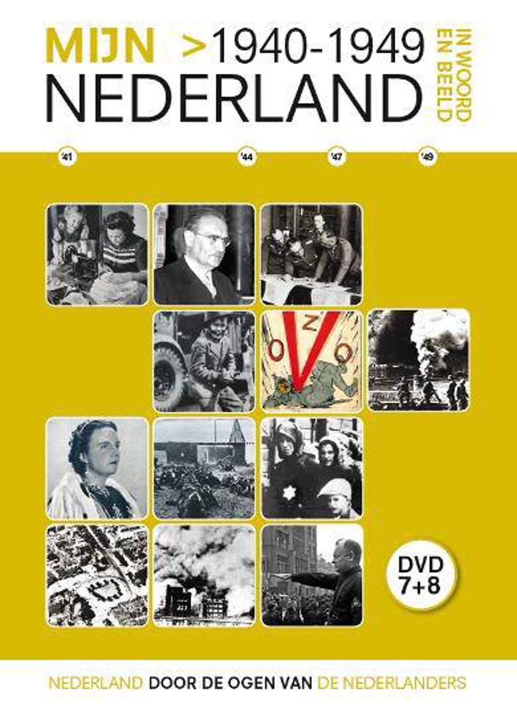 Mijn Nederland in woord en beeld - 1940-1949 (DVD)