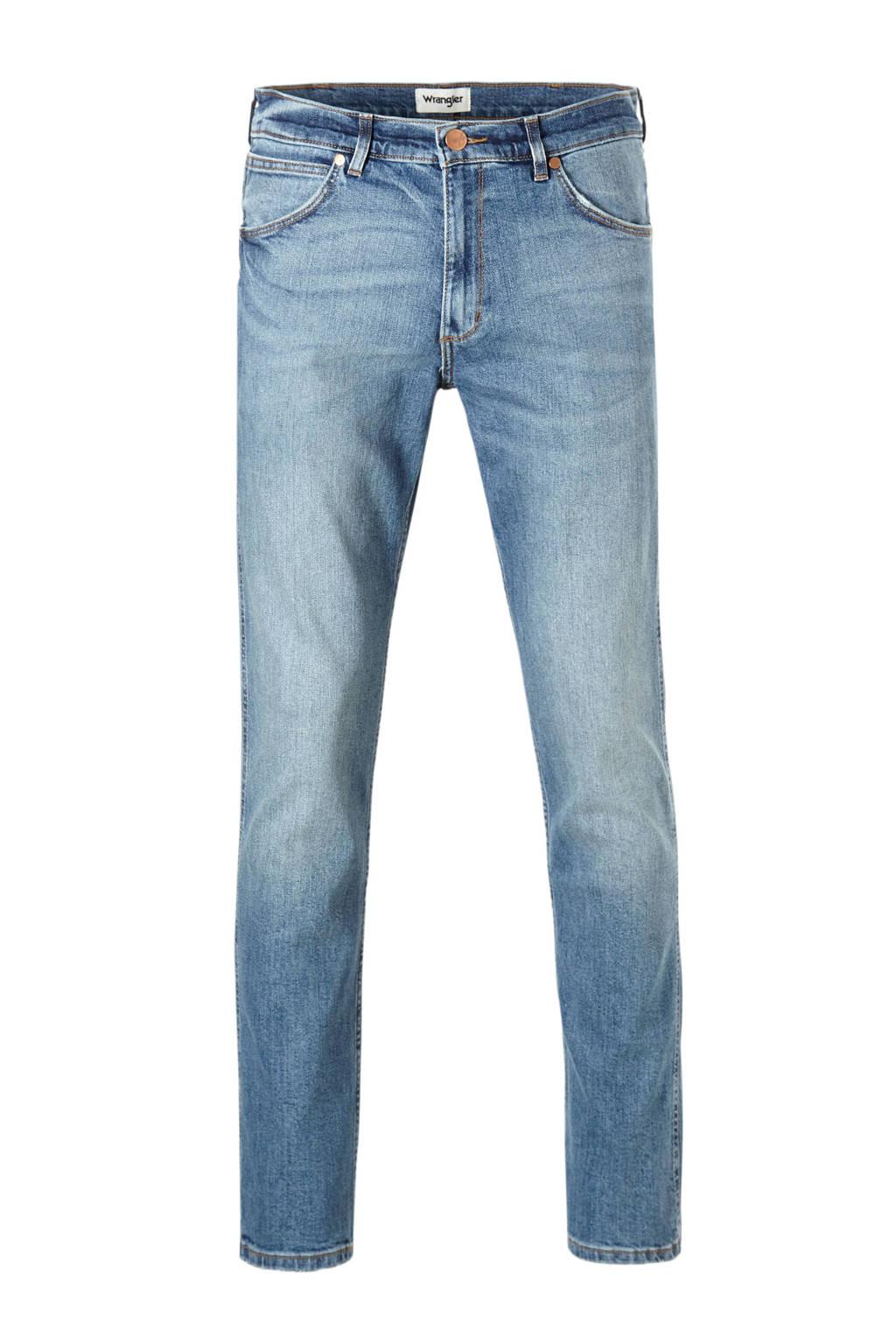 Wrangler regular fit jeans Greensboro, Lichtblauw