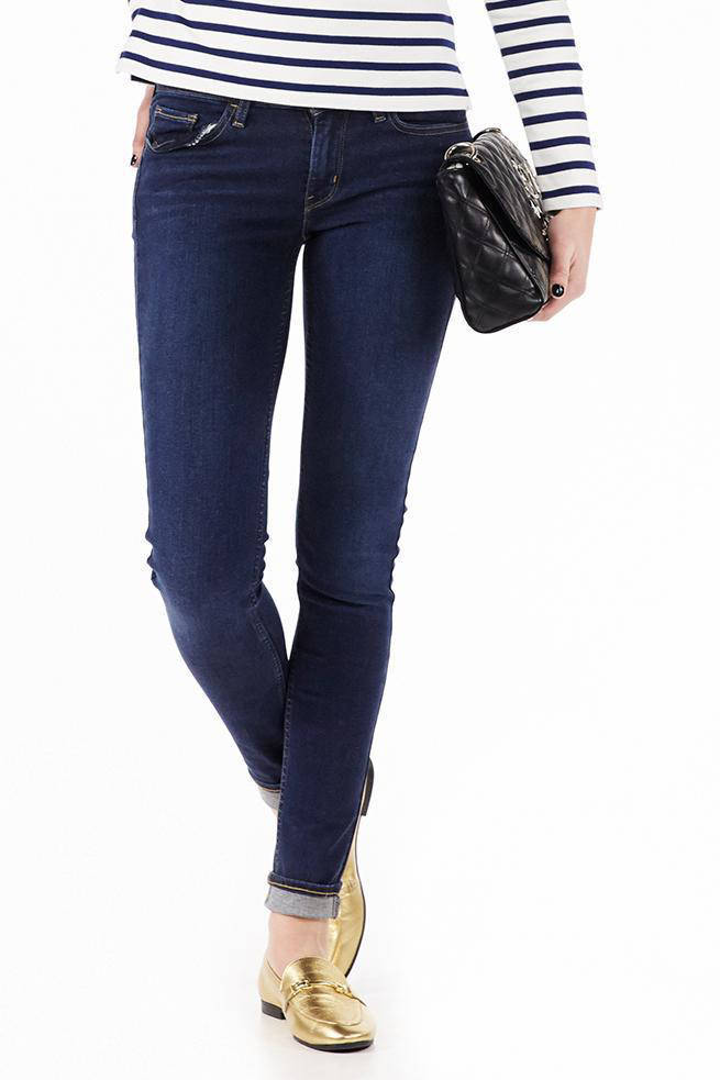 Levi's Innovation super skinny jeans | wehkamp