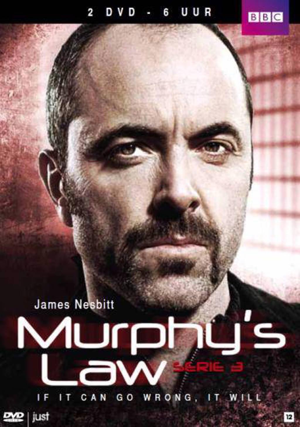 Murphy's law - Seizoen 3 (DVD)