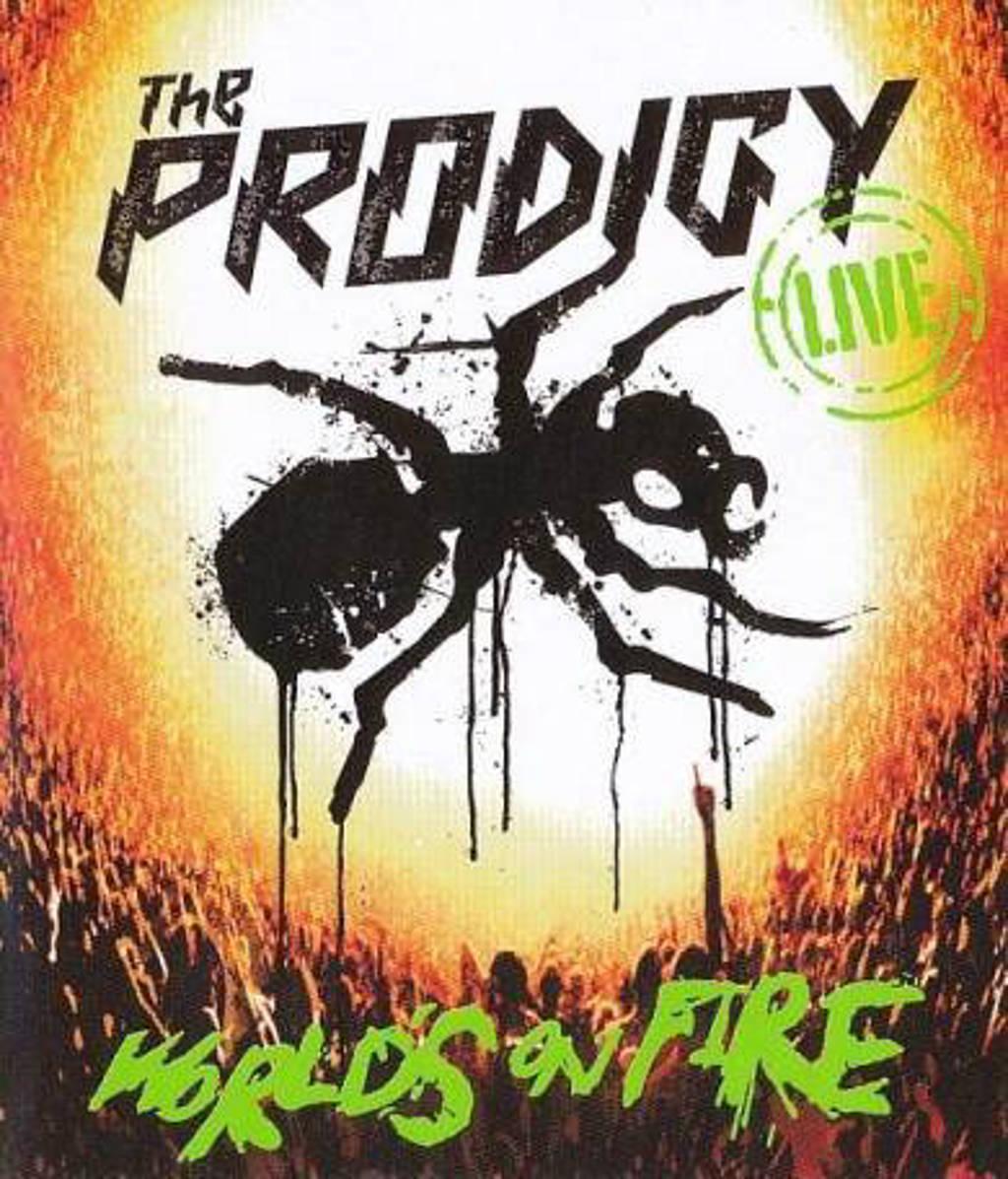 Prodigy - Live - World's on fire (Blu-ray)