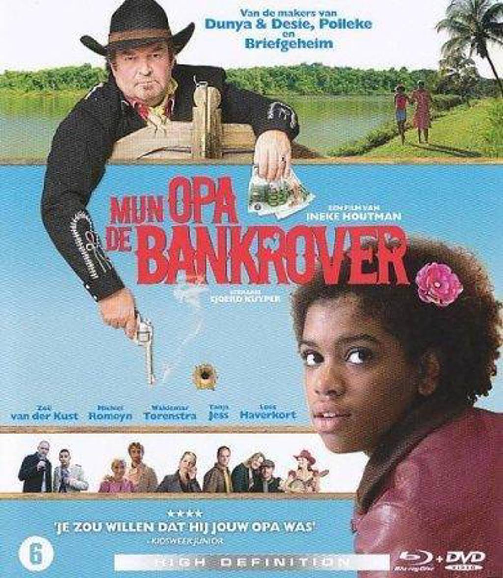 Mijn opa de bankrover (Blu-ray)
