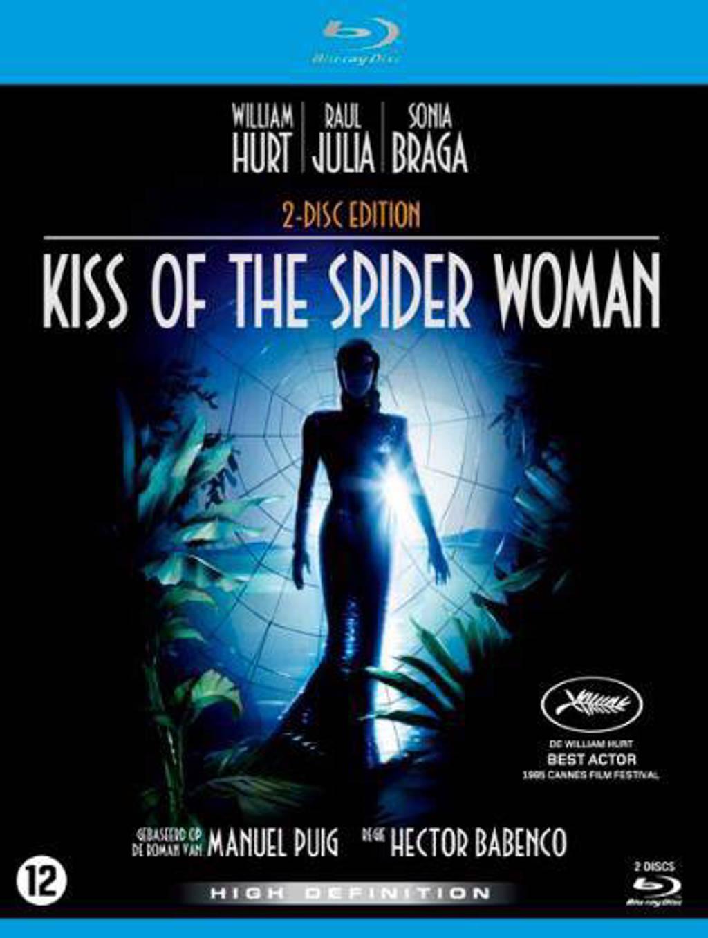 Kiss of the spiderwoman (Blu-ray)
