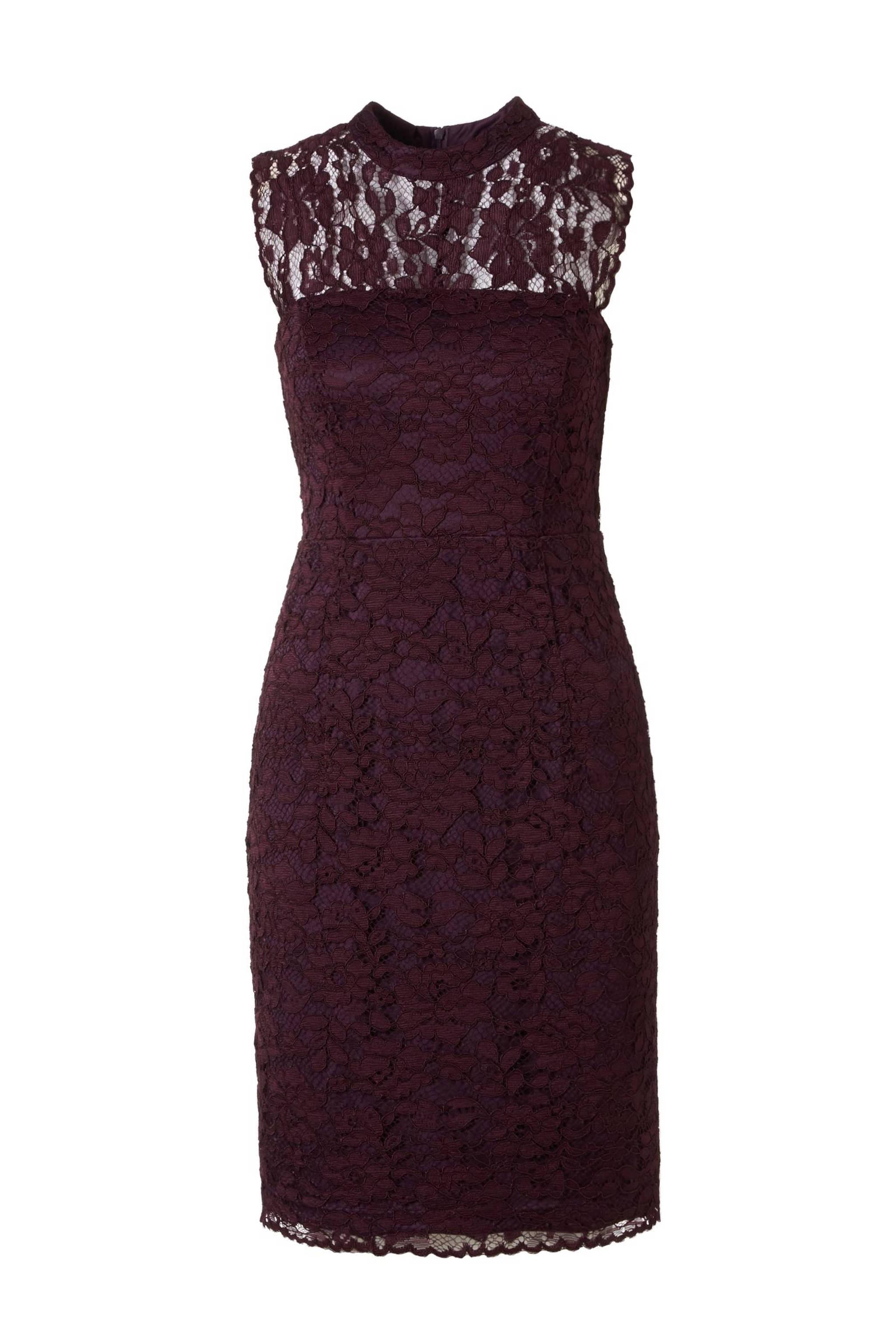 8ad128f374a9e4 ESPRIT Women Collection kanten jurk