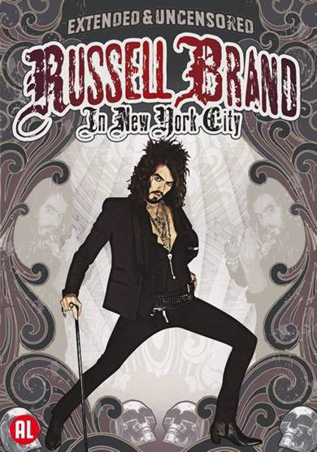 Russell Brand in NYC (DVD)