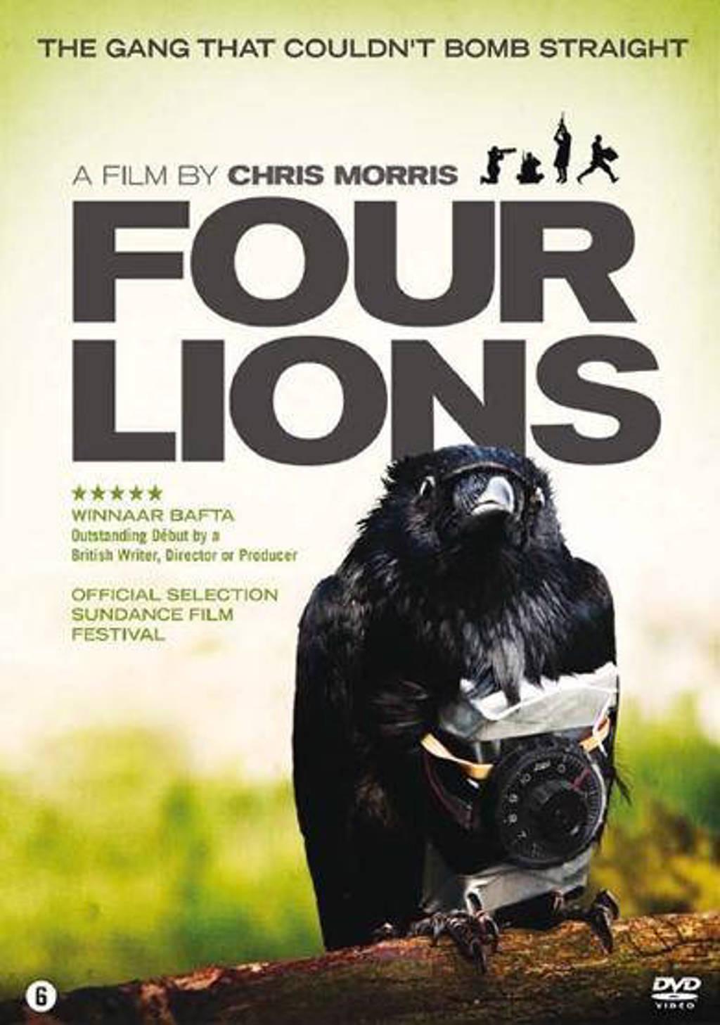 Four lions (DVD)
