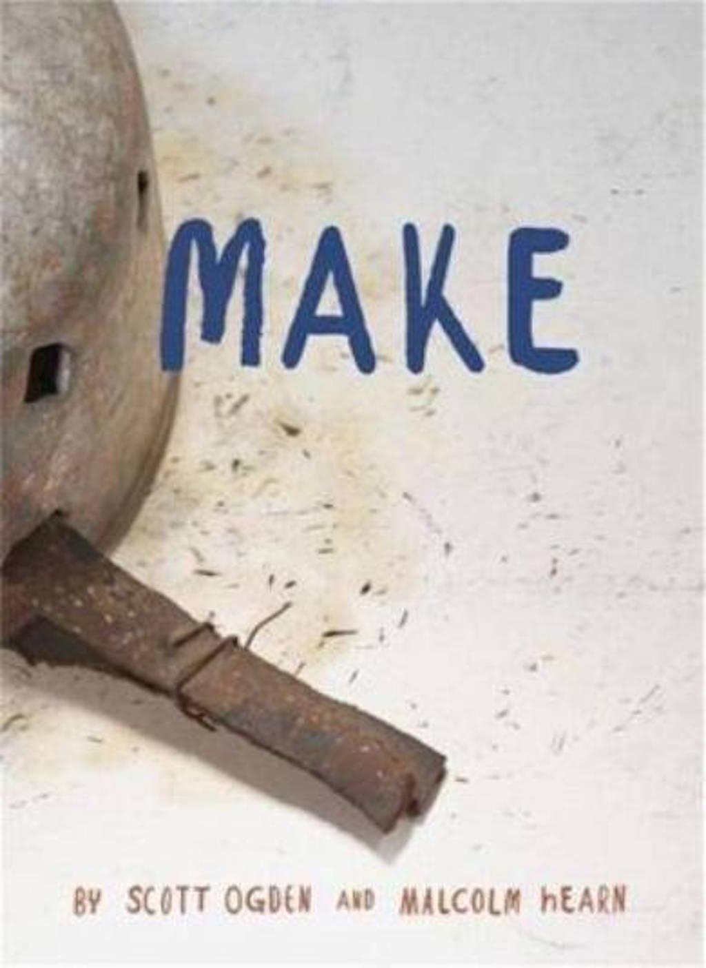 Scott Ogden & Malcolm Hearn - Make (DVD)
