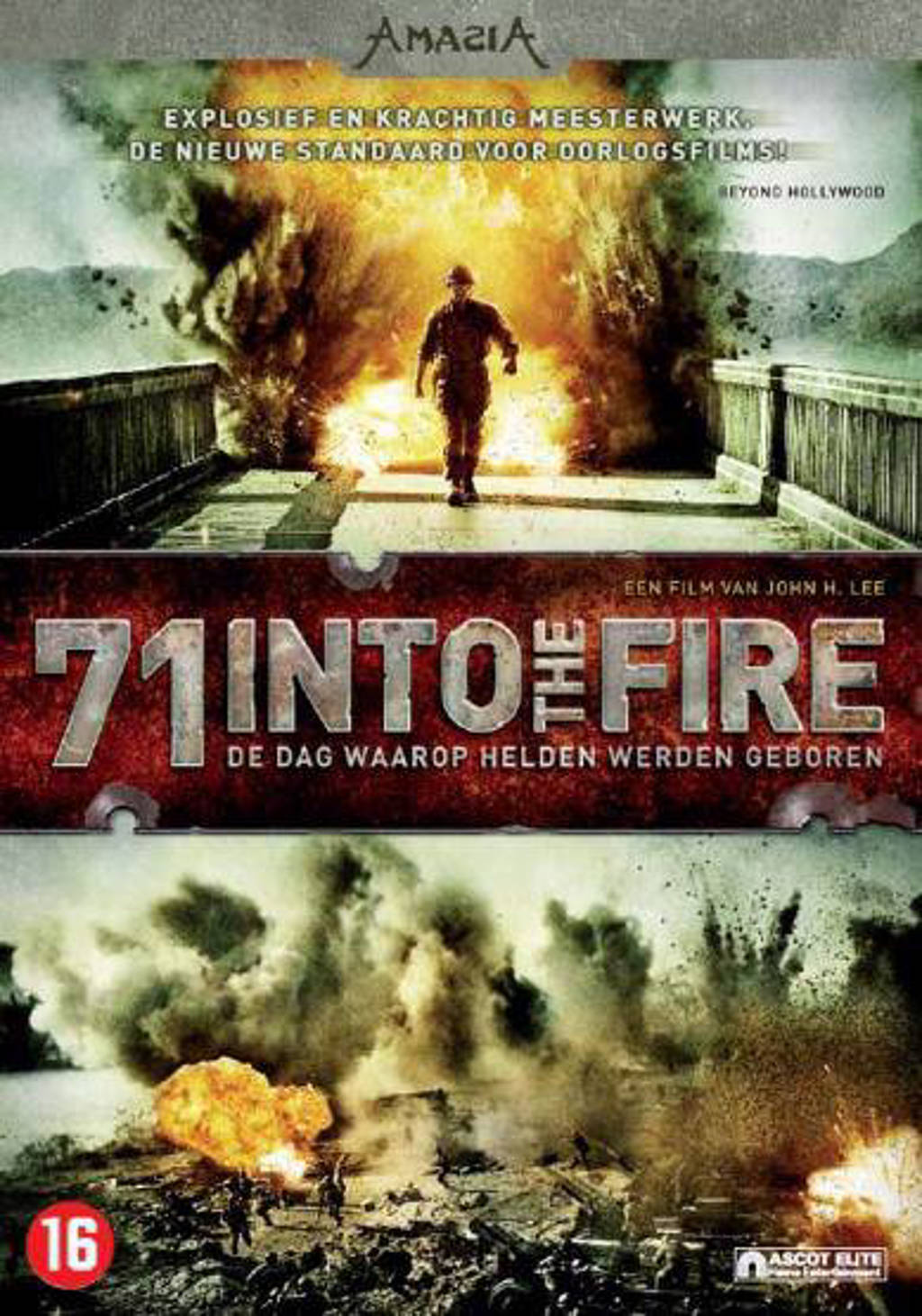 71 - Into the fire (DVD)