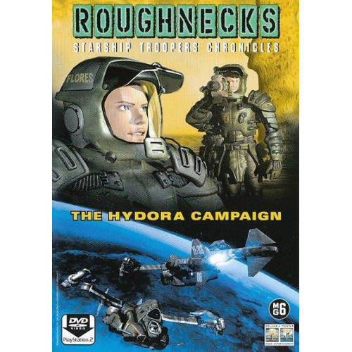 Roughnecks - The Hydora campaign (DVD) kopen