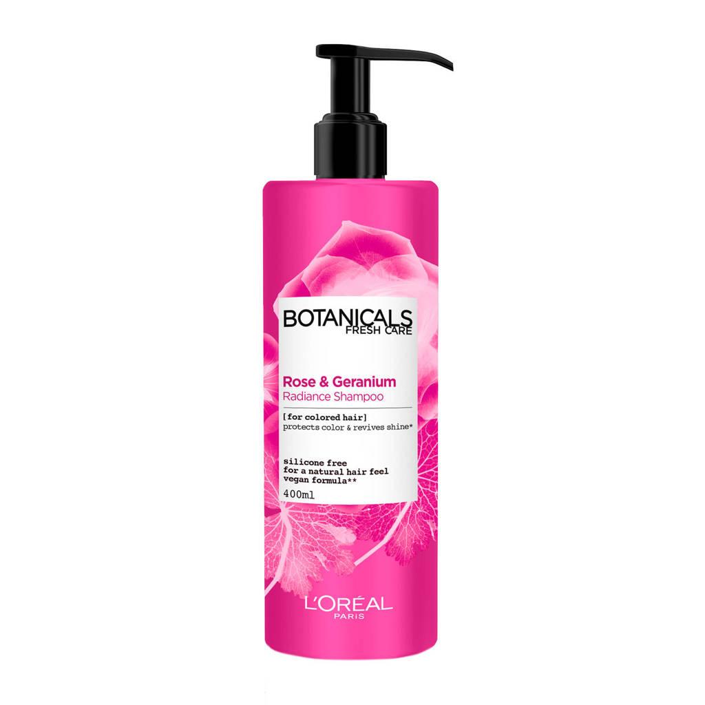 L'Oréal Paris Botanicals Geranium Radiance Remedy Shampoo - 400ml