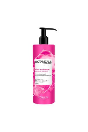 Geranium Radiance Remedy Shampoo - 400ml