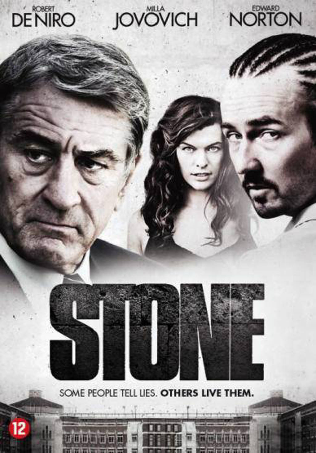 Stone (DVD)
