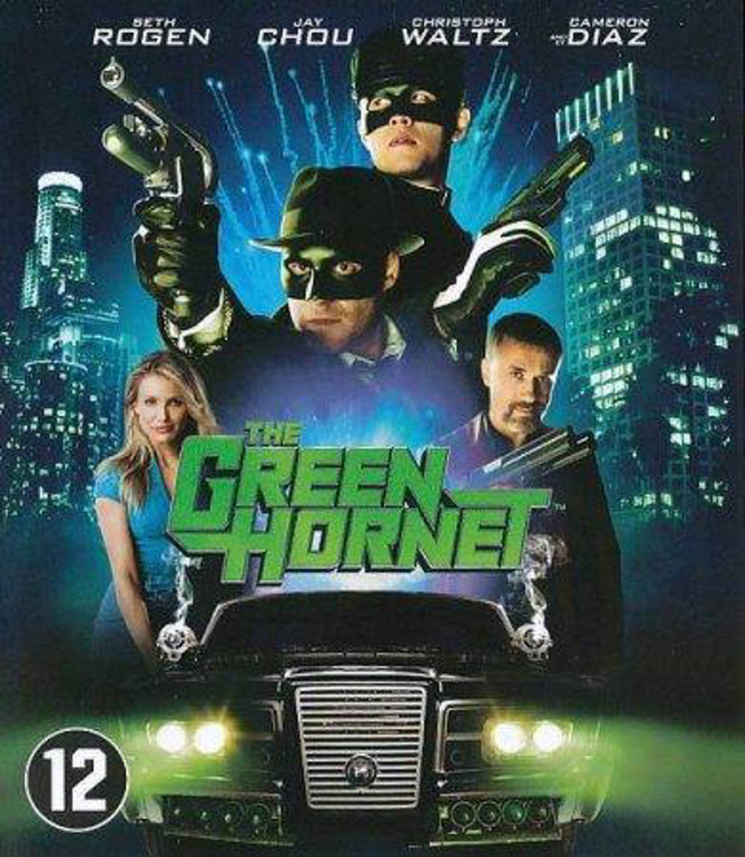 Green hornet (Blu-ray)