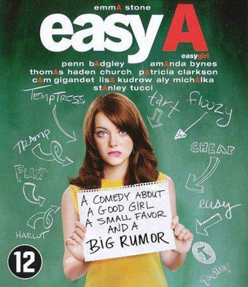 Easy a (Blu-ray)