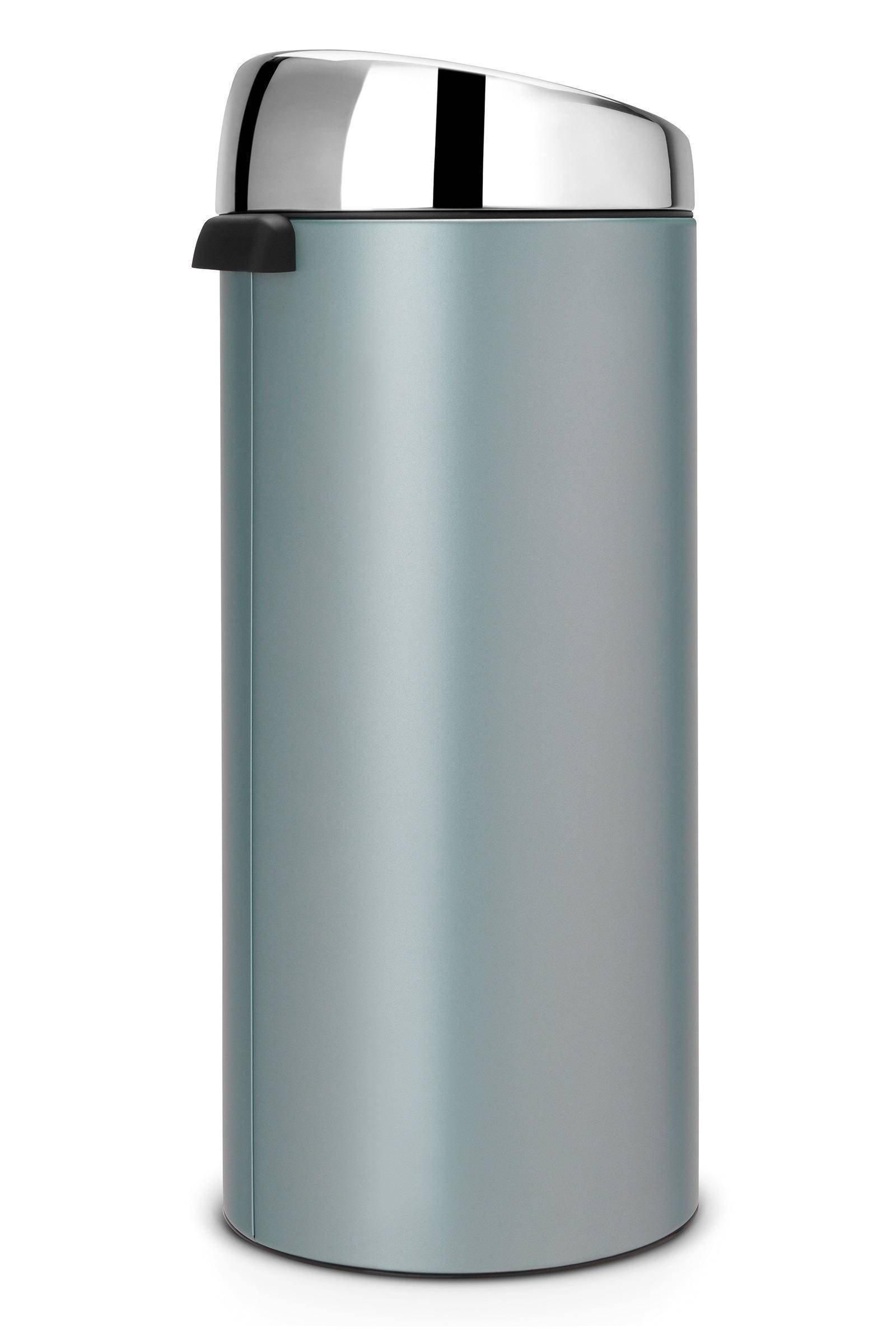 Brabantia Touch Bin Afvalverzamelaar 30 Liter.Touch Bin 30 Liter Prullenbak