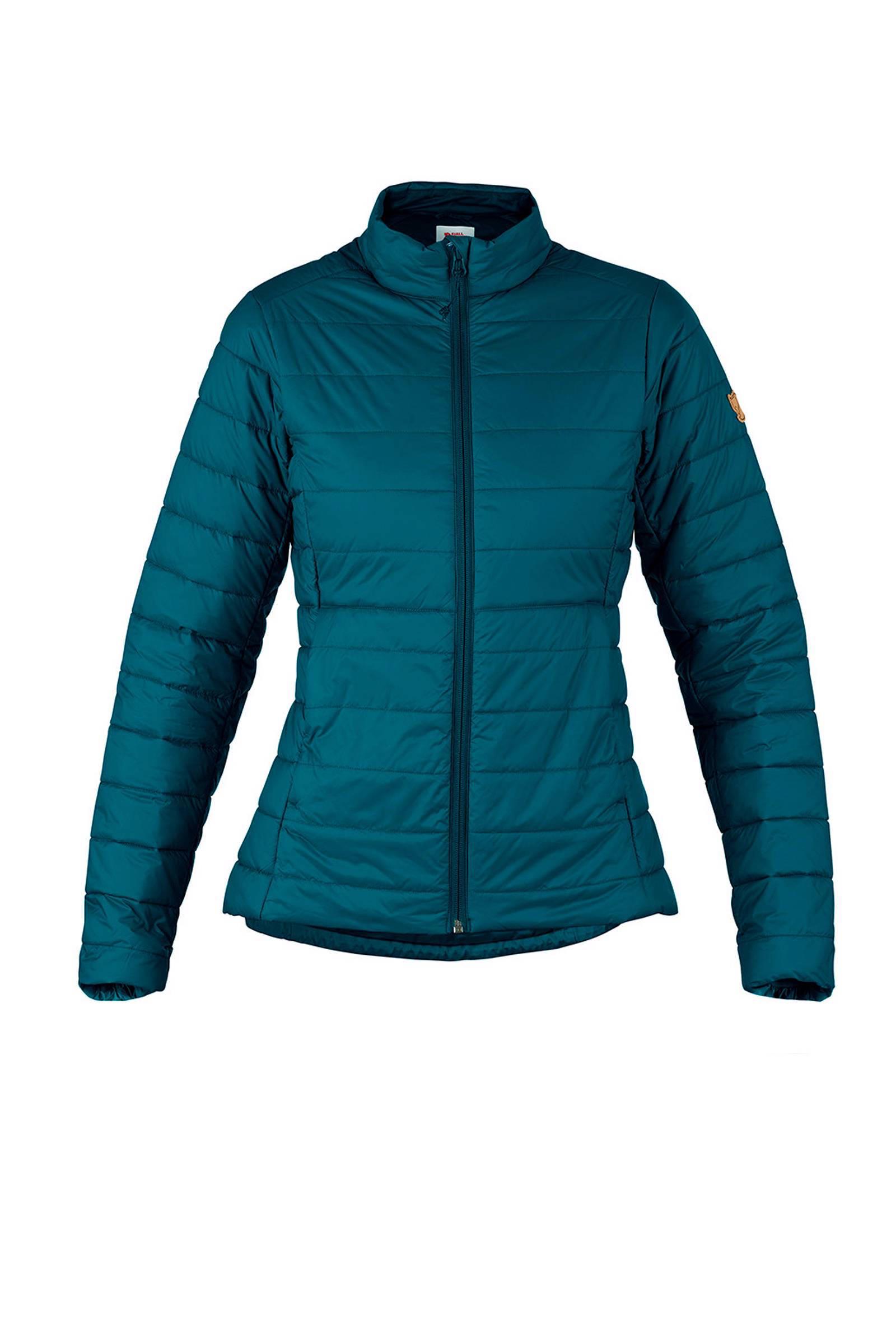 Gewatteerde outdoor jas