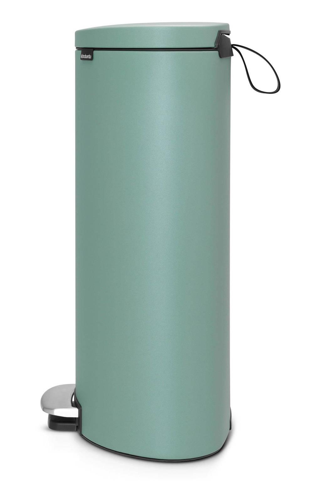 Brabantia Motioncontrol Pedaalemmer 30 L.Brabantia Flatback 30 Liter Pedaalemmer Wehkamp