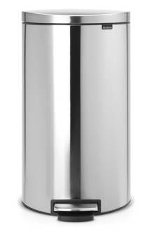 Flatback+ 30 liter pedaalemmer
