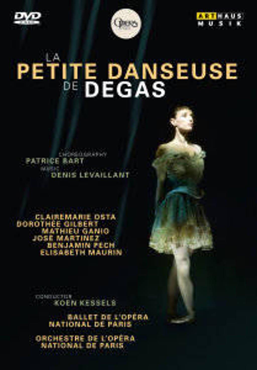 Original Soundtracka,Gilbert, Ganio, Martinez,Pech - La Petite Danseuse De Degas 2010 (DVD)