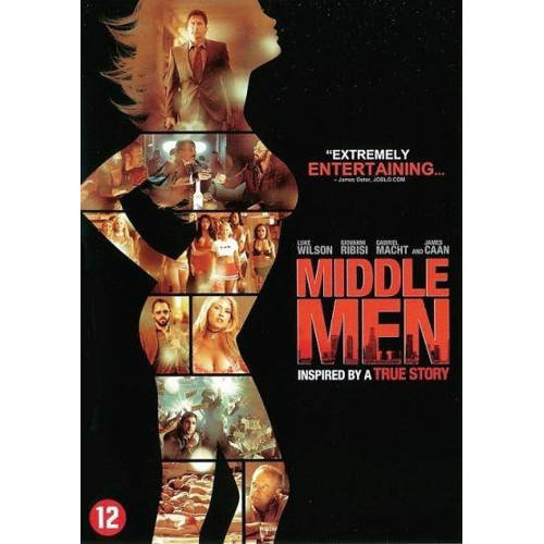 Middle men (DVD) kopen