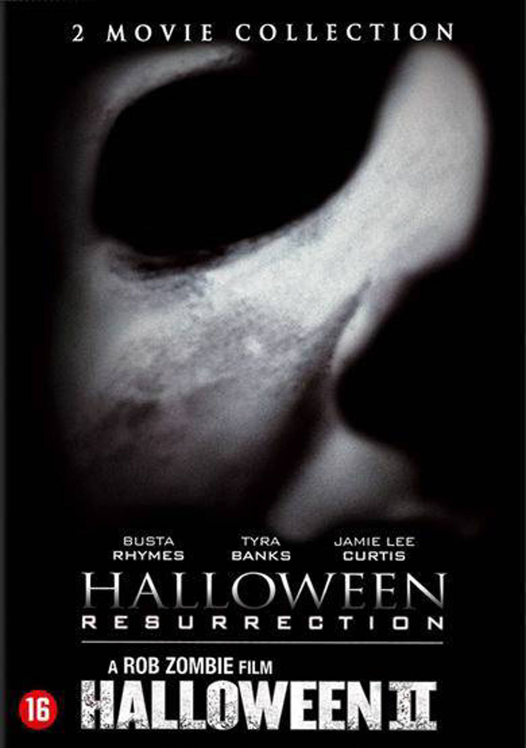 Halloween resurrection/Halloween 2 (DVD)