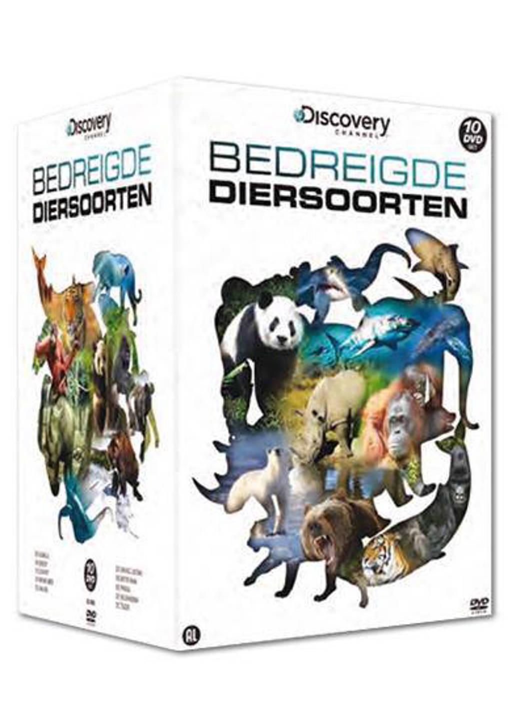 Bedreigde diersoorten (DVD)