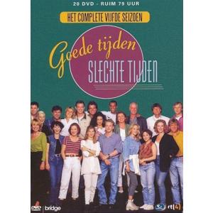 Goede Tijden, Slechte Tijden - Seizoen 5 (DVD)