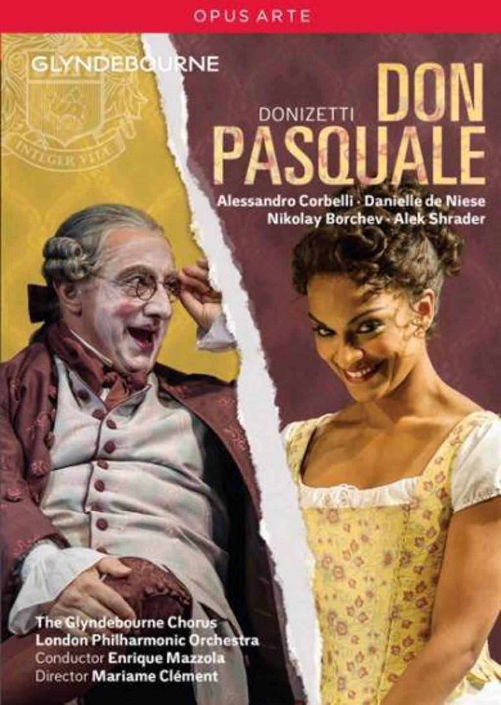 Royal Opera House - Don Pasquale (DVD)