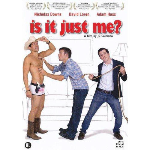 Is it just me (DVD)