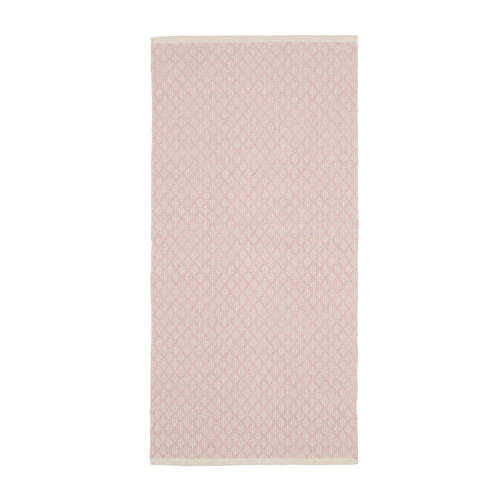 Kidsdepot vloerkleed Checky pink