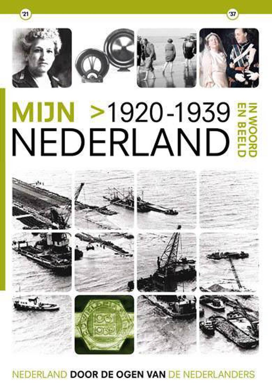 Mijn Nederland in woord en beeld - 1920-1939 (DVD)