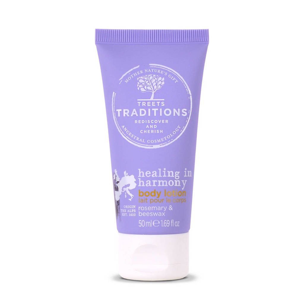 Treets Healing in Harmony Mini Body Lotion 50ml
