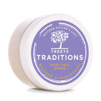 Treets Healing in Harmony Mini Body Salt Scrub 125gr