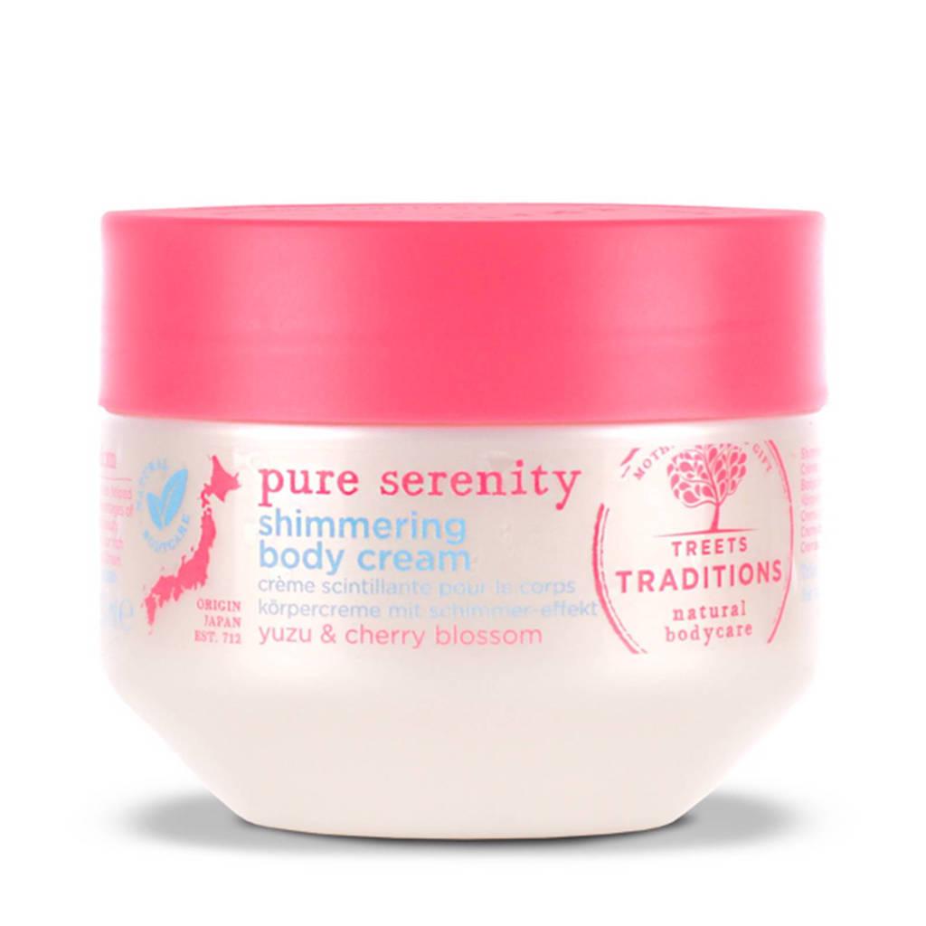 Treets Pure Serenity body cream