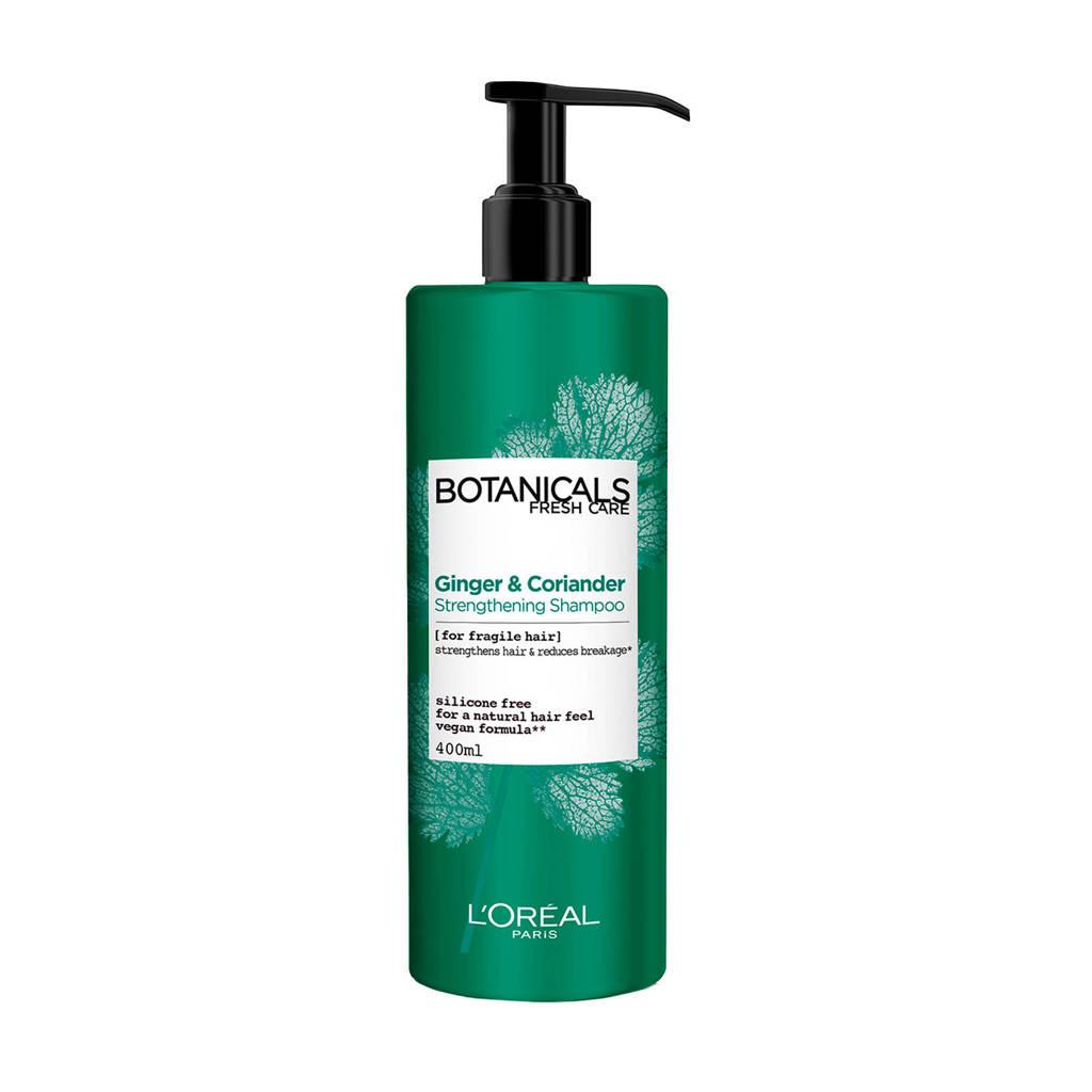 L'Oréal Paris Botanicals Strength Source Shampoo- 400ml